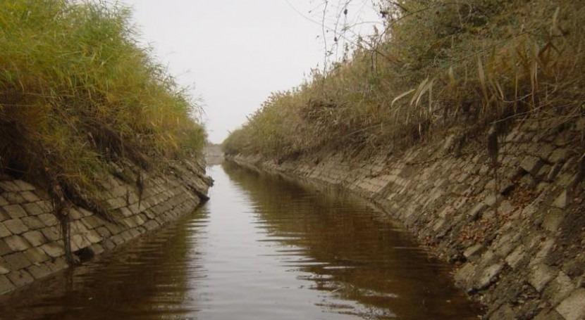CHE adjudica dos actuaciones conservación Canal Lodosa Navarra y Rioja