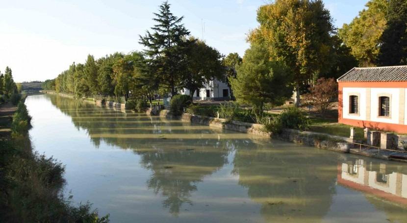 Confederación Hidrográfica Ebro licita mantenimiento Canal Imperial Aragón