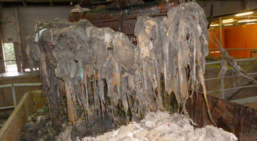 Canal Isabel II retiró 2017 más 28.000 toneladas residuos depuradoras