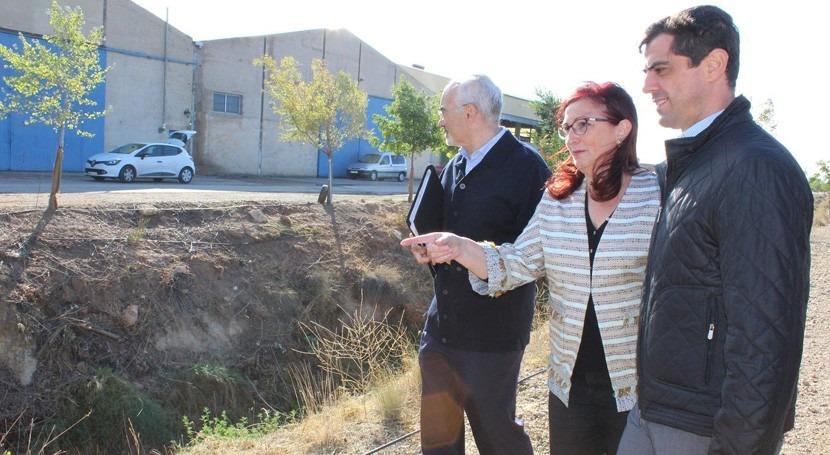 CHJ mejora 7.300 metros desagüe canal Salobral Albacete