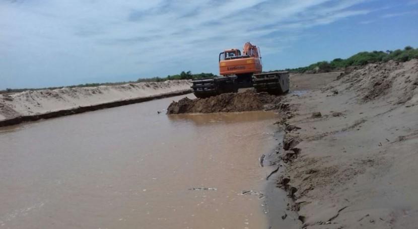 Gobierno Paraguay ordena inicio obras canalización río Pilcomayo
