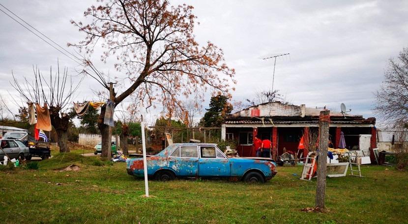 Mvotma y Canelones cooperan prevención y gestión riesgo inundaciones Uruguay
