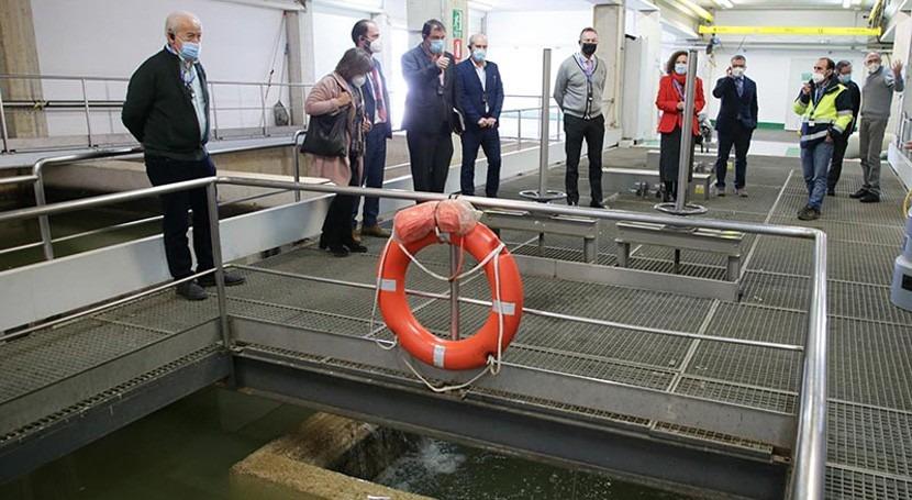 Cantabria impulsa sistema pionero recuperación energética aguas residuales