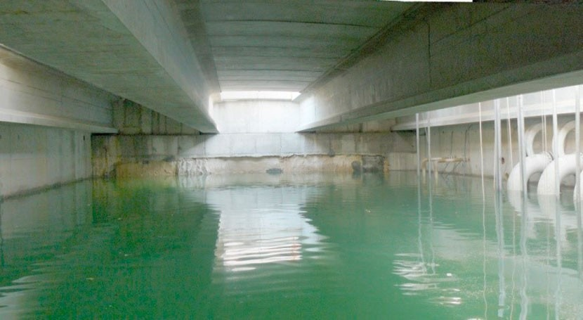 Sistemas de captación en desaladoras de agua de mar (I). Tomas abiertas