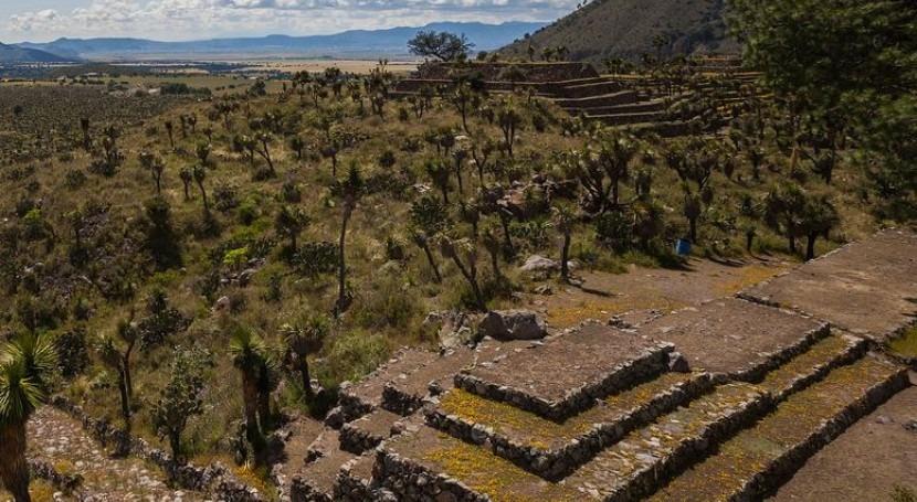 Zona arqueológica de Cantona (Wikipedia/CC).