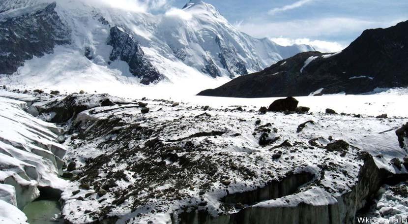 Embalses aprovechar cambio climático: ejemplo Suiza