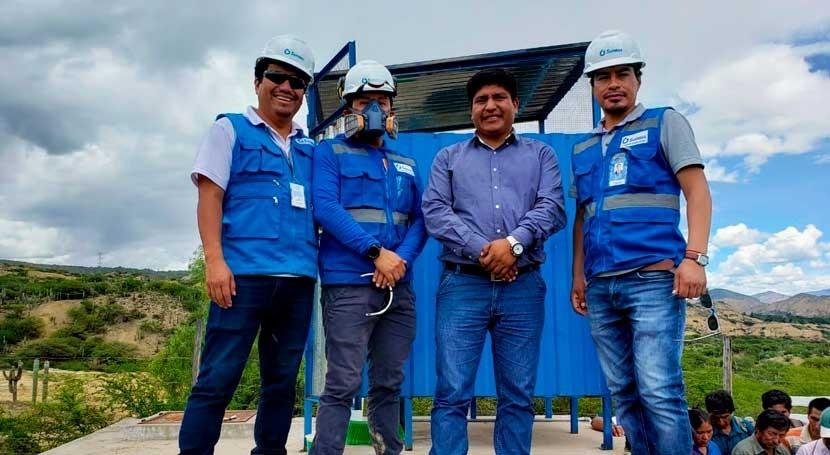 Perú capacita responsables 15 organizaciones encargadas saneamiento rural