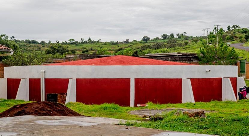 IMTA trabaja sistemas captación agua lluvia escuelas rurales