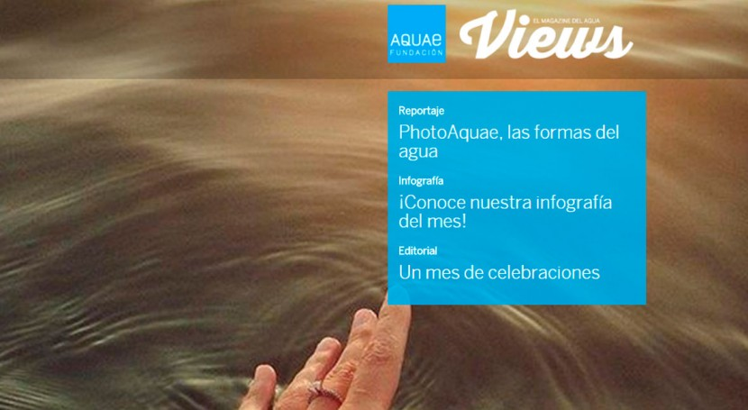 Ya está disponible nuevo número AquaeViews