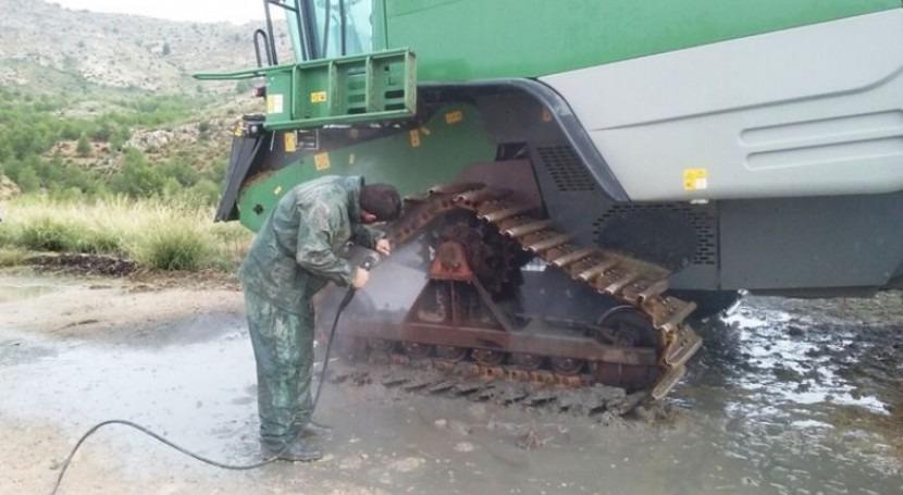 marcha medidas preventivas evitar introducción caracol manzana Murcia