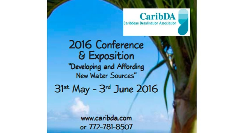 SUEZ Treatment Solutions participa conferencia bienal CaribDa