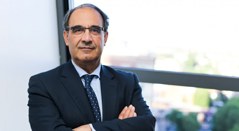 Carlos Vázquez, responsable del Comité de Agua del Foro PPP.