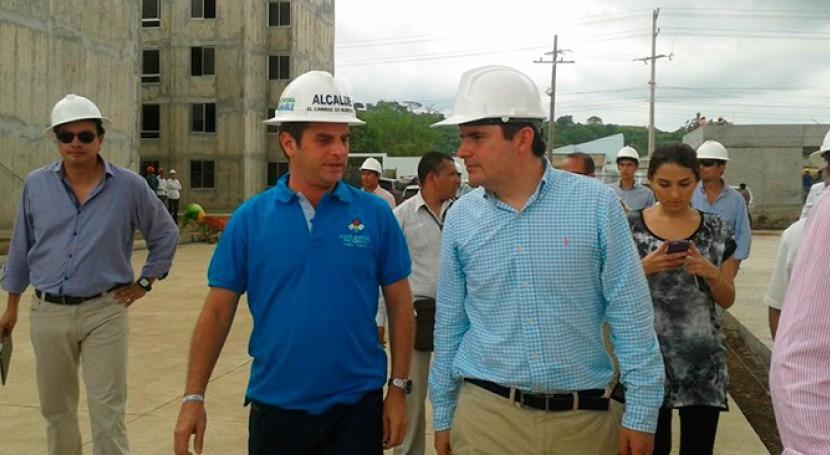 Carlos Correa, distinguido como mejor alcalde Colombia, es nuevo viceministro Agua