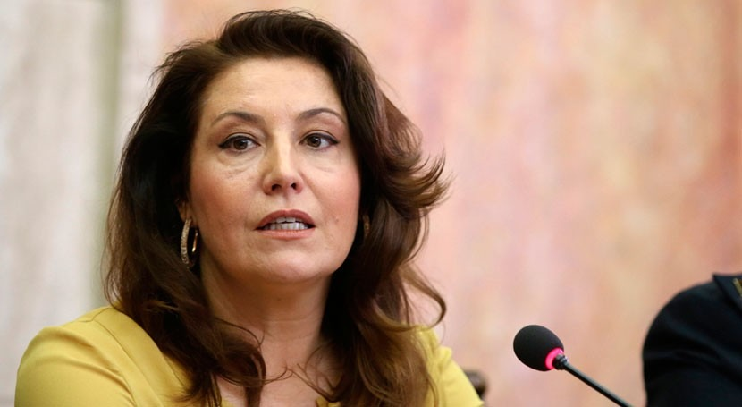 Carmen Crespo (PP) se queda competencias agua nuevo gobierno andaluz