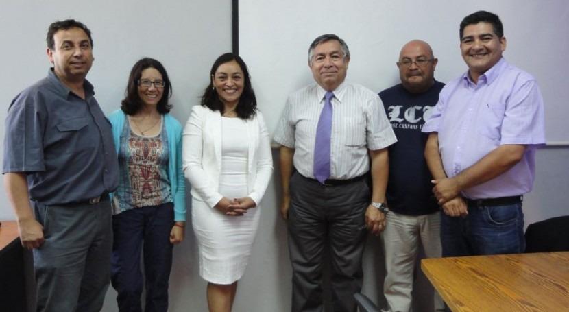Carolina Herrera es la nueva directora provincial de la DGA Limarí
