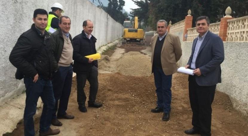 Gobierno Murcia invirtió más 3,7 millones euros saneamiento Cartagena