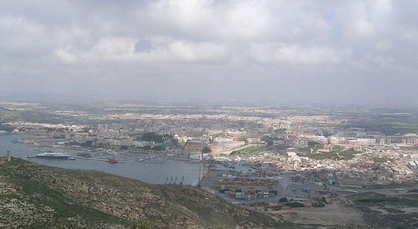 Cartagena (Wikipedia/CC).