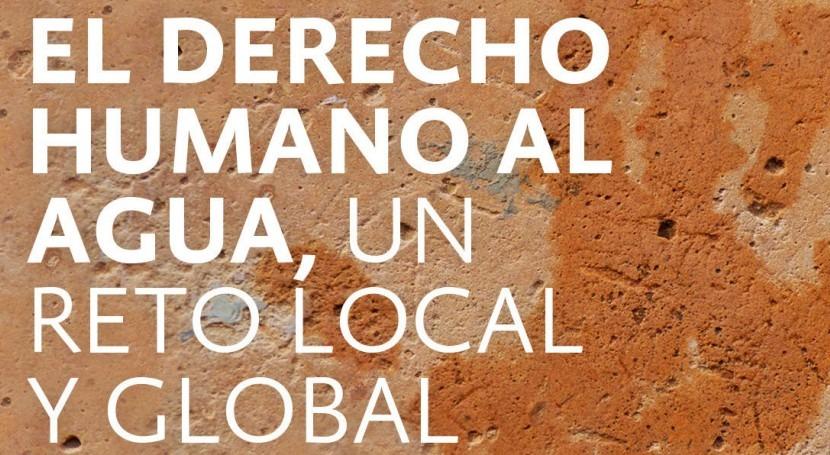 Jornada Internacional Sevilla: Derecho Humano al Agua, reto local y global
