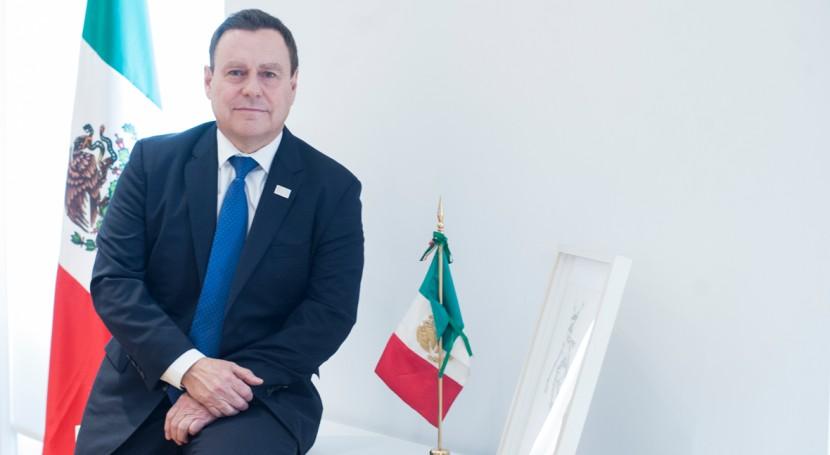 """Sergio Ávila: """"Estamos muy contentos trabajar Aqualia próximos 20 años"""""""