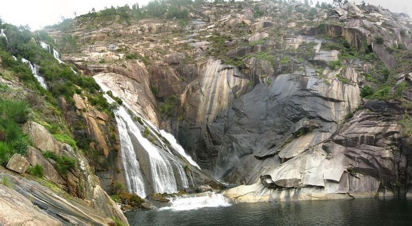 Cascada de O Ézaro (Wikipedia/CC).