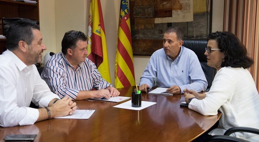 Castellón pone marcha Plan interadministrativo prevención inundaciones e incendios
