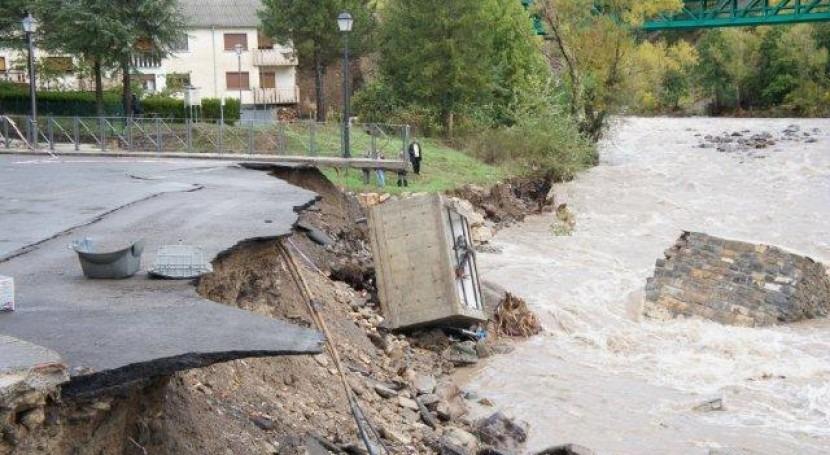 gestión riesgo inundación: PGRIEbro