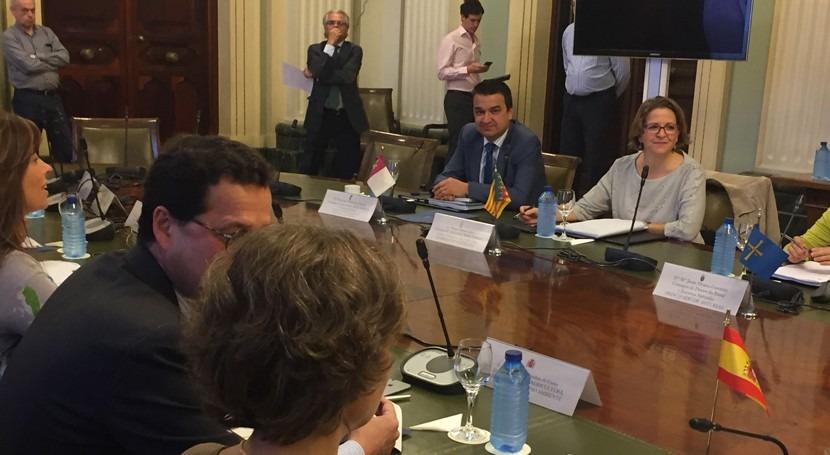 """Castilla- Mancha apela al """"principio solidaridad interregional"""" materia agua"""