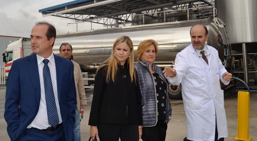 Castilla- Mancha apoyará instalación sistemas depuración industrias agroalimentarias
