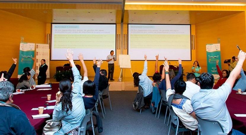 Cátedra UNESCO-IMTA: agua sociedad conocimiento