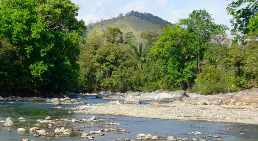 caudales ecológicos ríos latinoamericanos, estudio Universidad Valladolid