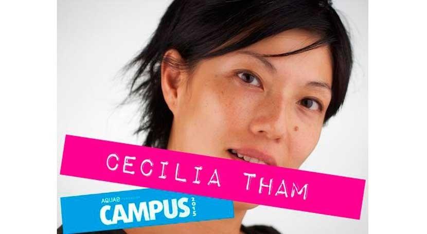 Cecilia Tham desarrollará #AquaeCampus crucial papel comunidades innovación