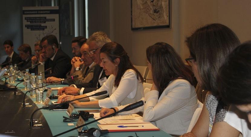 """Resumen Seminario CEMO: """"Agua y Desarrollo Sostenible Oriente Medio"""""""