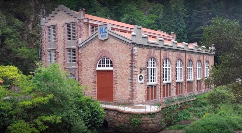 central hidráulica Malva cumple 100 años