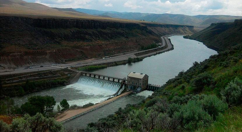 sequía dispara emisiones CO2 electricidad 28,13%, REE