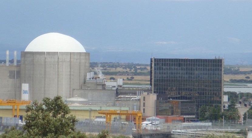 sistema agua Servicios Esenciales central nuclear Almaraz opera normalidad