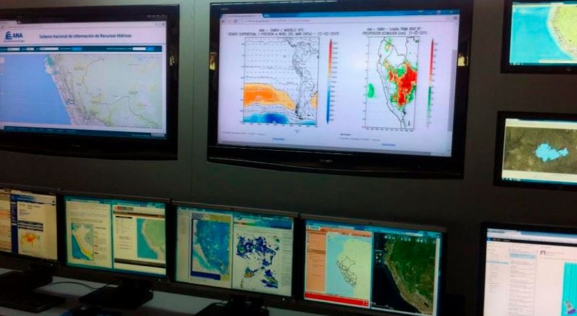 Perú estrena Centro Procesamiento Datos potenciar toma medidas recursos hídricos