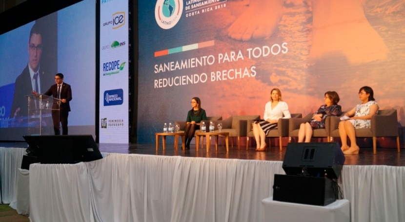 Latinoamérica se compromete continuar inversiones saneamiento