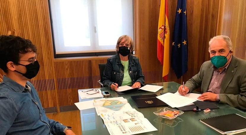 CHD invertirá 1,5 millones euros construcción EDAR Astudillo, Palencia
