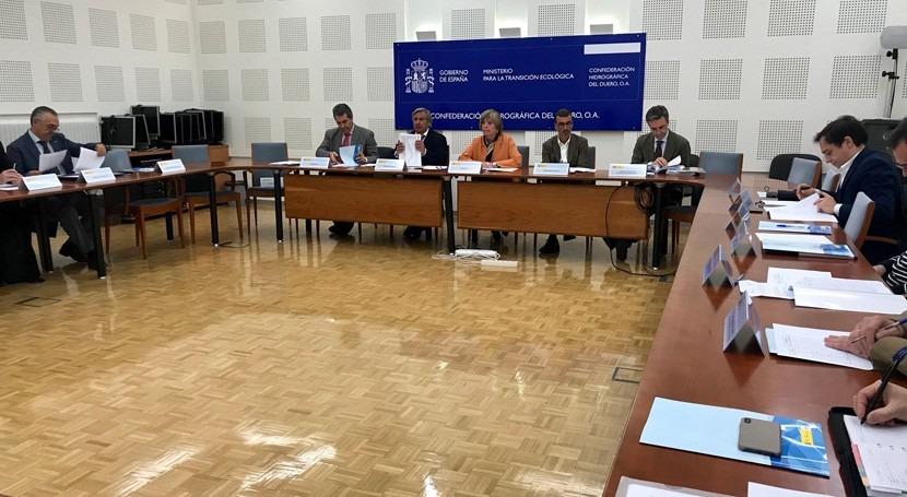 Comisión Desembalse CHD aprueba volúmenes mínimos reserva