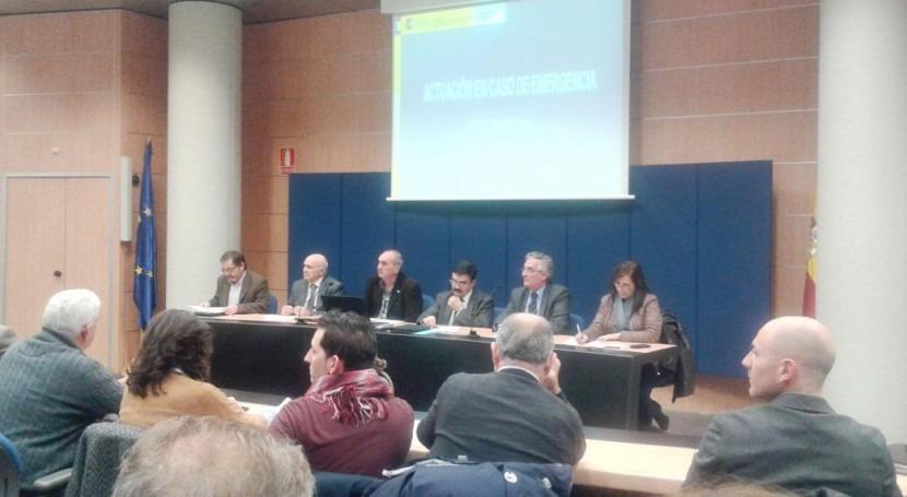 CHE realiza 1.300 obras paliar efectos avenidas Cuenca Ebro