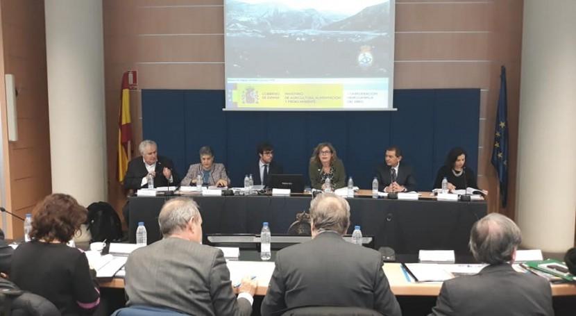gobernanza agua y modelos participativos Organismos seminario CHE