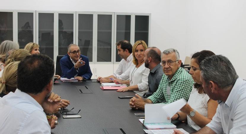 CHG garantizará forma definitiva riegos comarca Condado (Huelva)