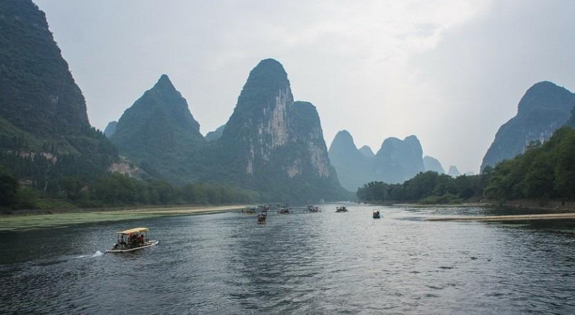Río Li en China