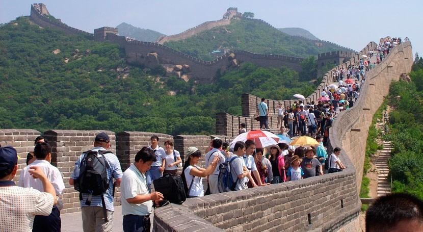 ¿Cuánto contribuye China al calentamiento global?