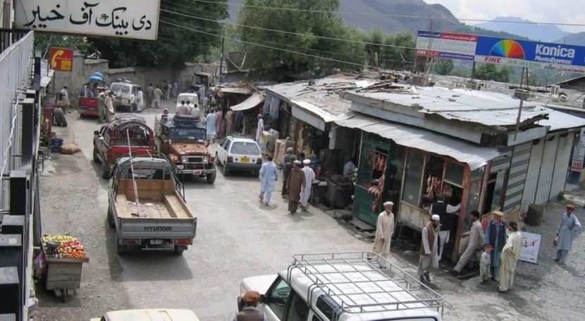 Localidad paquistaní de Chitral (Wikipedia/CC).