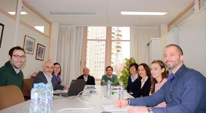 delegación Ministerio Interior Hungría visita CHJ