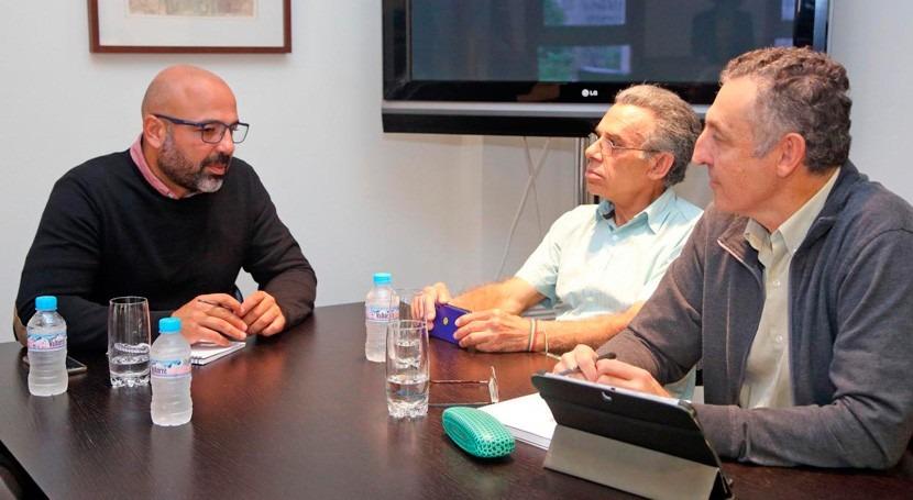 """García Molina: """" mejores derechos sería dejar que Tajo tuviera derecho ser río"""""""