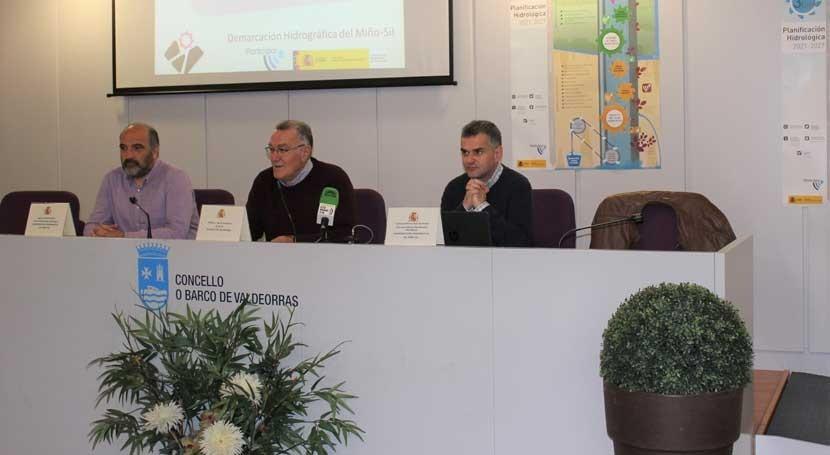 """CHMS realiza debate """"Documentos Iniciales"""" proceso planificación hídrica"""