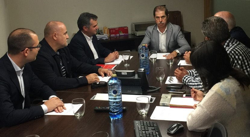 """Avanza proyecto europeo CH Miño-Sil """"Risc Miño-Limia"""", candidato POCTEP 2015"""