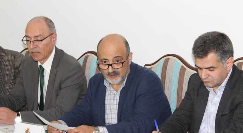 presidente CHMS expone Junta Gobierno proyecto Presupuesto 2019